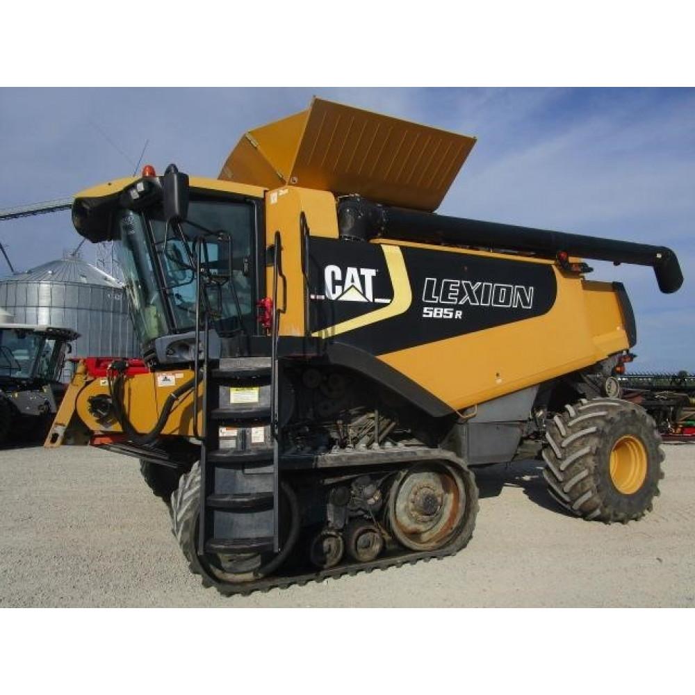 Комбайн CAT CLAAS LEXION 585R