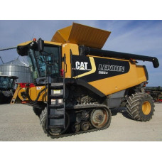 Комбайн Cat Claas Lexion 585R