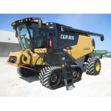 Комбайн CAT CLAAS LEXION 740TT