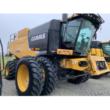 Комбайн Cat Claas Lexion 740