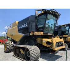 Комбайн CAT CLAAS LEXION 750TT