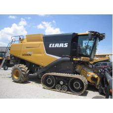 Комбайн Cat Claas Lexion 760TT