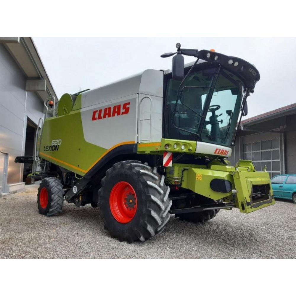 Комбайн CLAAS LEXION 620