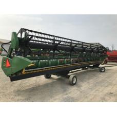 Жатка зерновая John Deere F630