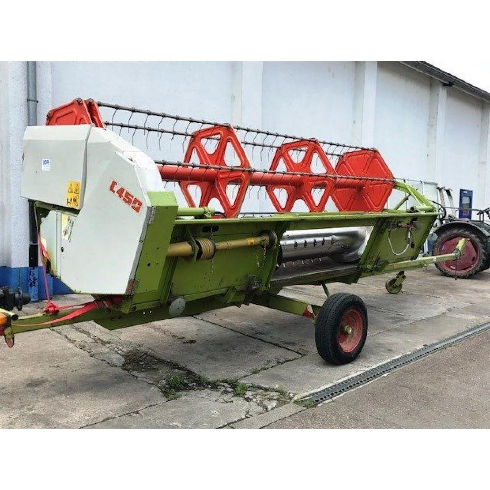 Жатка зерновая Claas С450